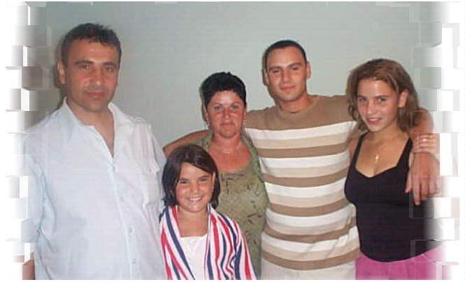 The Bakonya Family